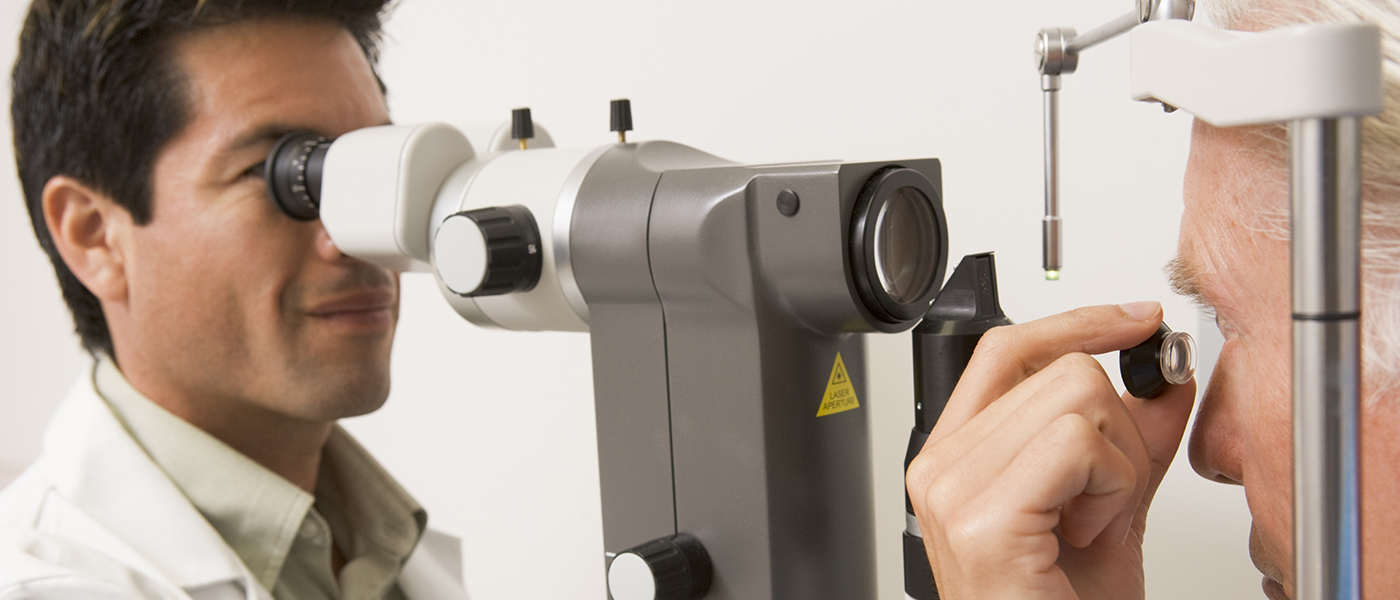 Glaucoma and diabetes screening
